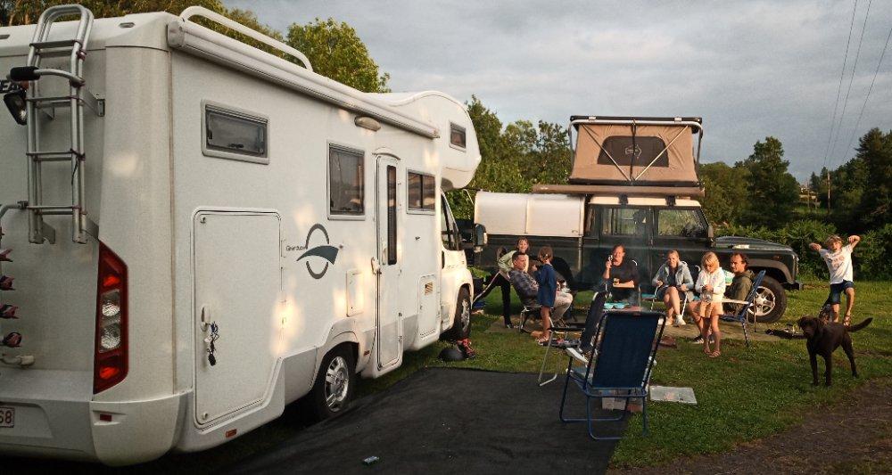 Aire camping-car à Cisternes-la-Forêt (63740) - Photo 2